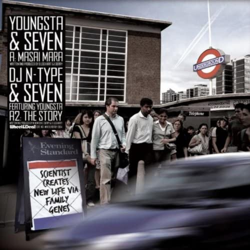 Youngsta featuring Seven and N-Type