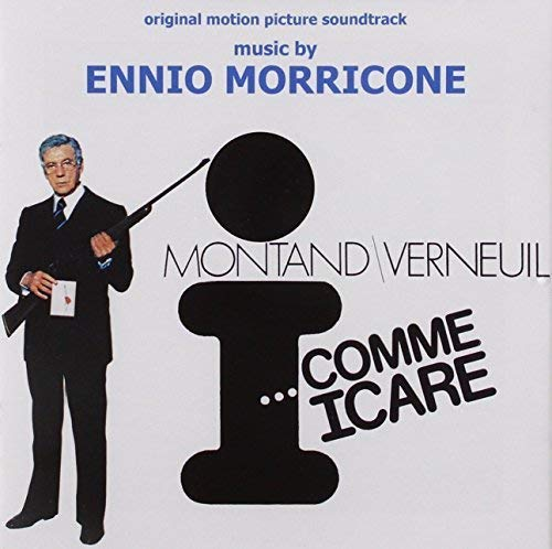 I.comme Icare (I. for Icarus) (Original Motion Picture Soundtrack) [Import]