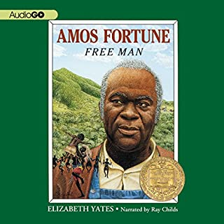 Amos Fortune cover art