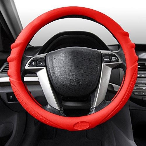 cubre volante rojo fabricante FH GROUP