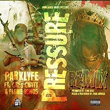 Pressure (Remix) [feat. Greg Gutty & Flame Bonds]