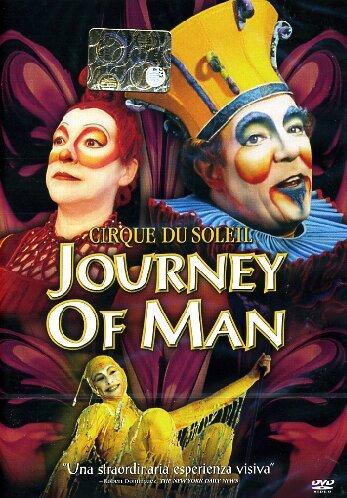 Cirque du Soleil-Journey of a Man [Import]
