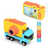 Kids Camera 12MP Kids Selfie Camera 1080P Digital Video Recorder with 2 Inch IPS Screen, Toddler Toys Camera Gifts for 3-12 Year Old Boys Girls Holiday Birthday Gifts
