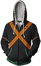 CosplayLife Boku No Hero Academia | My Hero Academia Izuku Midoriya | Jacket Sweatshirt Cosplay Costume Hoodies