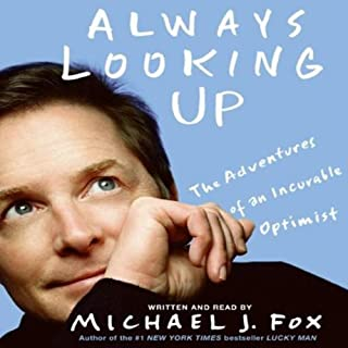 Always Looking Up audiobook cover art