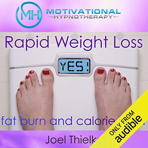 Bargain Audio Book - Rapid Weight Loss Fat Burn and Calorie