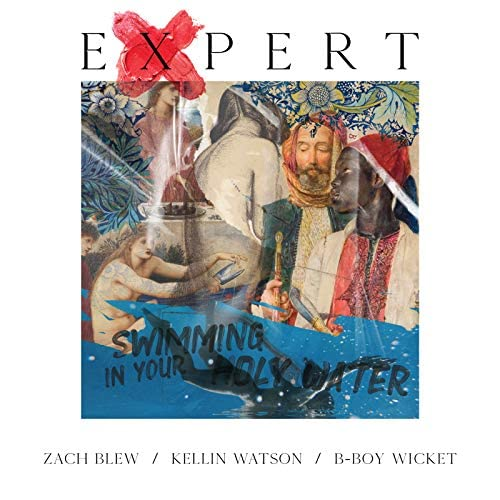 Zach Blew, Kellin Watson & B-Boy Wicket