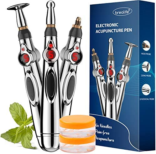Acupuncture Pen Electronic Acupuncture Pen for Pain Relief Therapy Powerful Meridian Energy product image