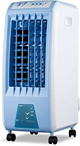 Berarsh Three-in-one Portable Air Conditioner for Smart Home Applications - Blue
