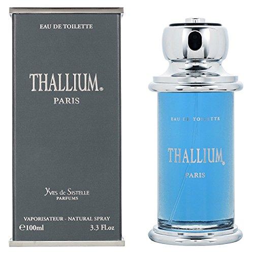 Yves de Sistelle Thallium Eau de Toilette Spray 100 ml