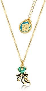 Disney Couture Little Mermaid Ariel Fish Pendant Necklace