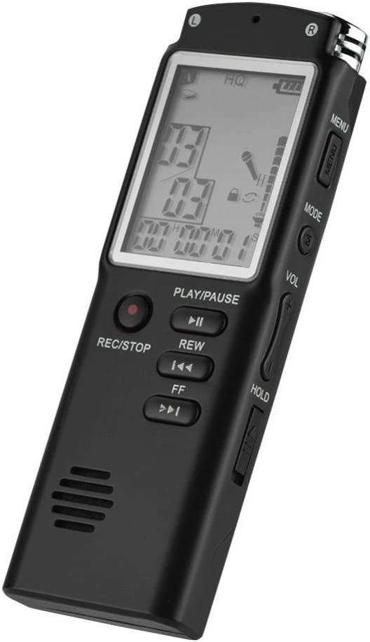 Phoenix Kansas City Mall Mall IC Recorder Digital Voice Recording Stereo with