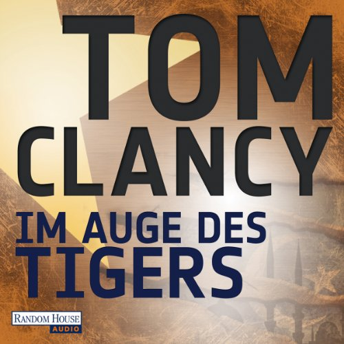Im Auge des Tigers audiobook cover art