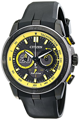 "Citizen Eco-Drive Men's ""Matt Kenseth Ecosphere Limited Edition"