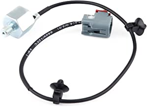 Qiilu Professional Knock Sensor for Mazda 3 BK 1.4 1.6 2.0 2.3 2003 2004 2005 2006 2007 2008 2009, Car Auto Sensor ZJ01-18-921
