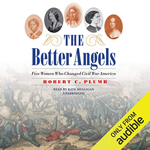 The Better Angels audiobook cover art