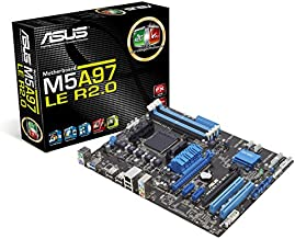 ASUS M5A97 LE R2.0 AM3+ AMD 970 SATA 6Gb/s USB 3.0 ATX AMD Motherboard