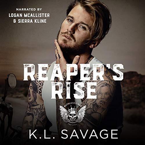 Reaper's Rise cover art
