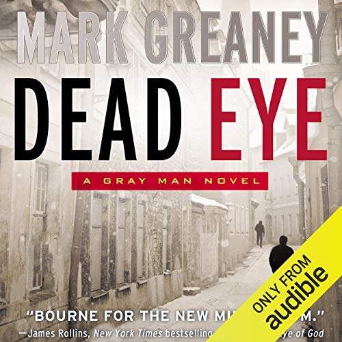 Couverture de Dead Eye
