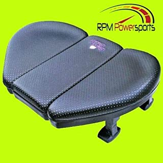 RPM Butty Buddy Over Existing Passenger Seat Motorcycle Cushion Comfort Support Pad