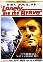 Lonely Are the Brave [DVD] [Import]