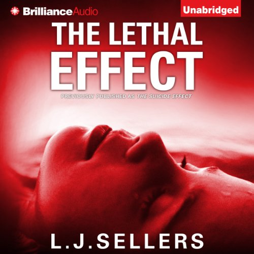 The Lethal Effect audiobook cover art
