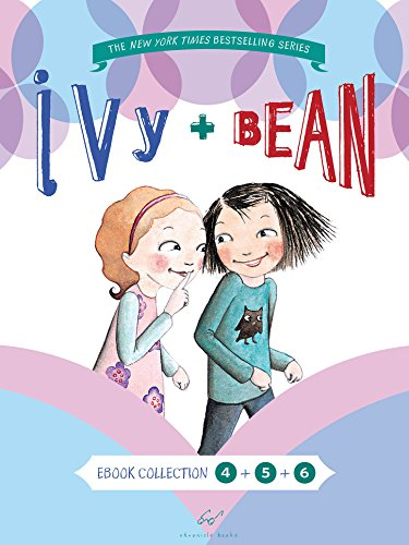 Ivy and Bean Bundle Set 2 (Books 4-6): (Children's Book Collection, Boxed Set of Books for Kids, Box Set of Children's Books)