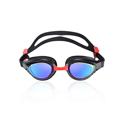 CTSC Anti Fog Swim Goggles - Adult Swimming Gog...