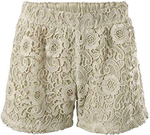 Shorts Spitzenshorts Damen von Rick Cardona in Sand - Gr. 34