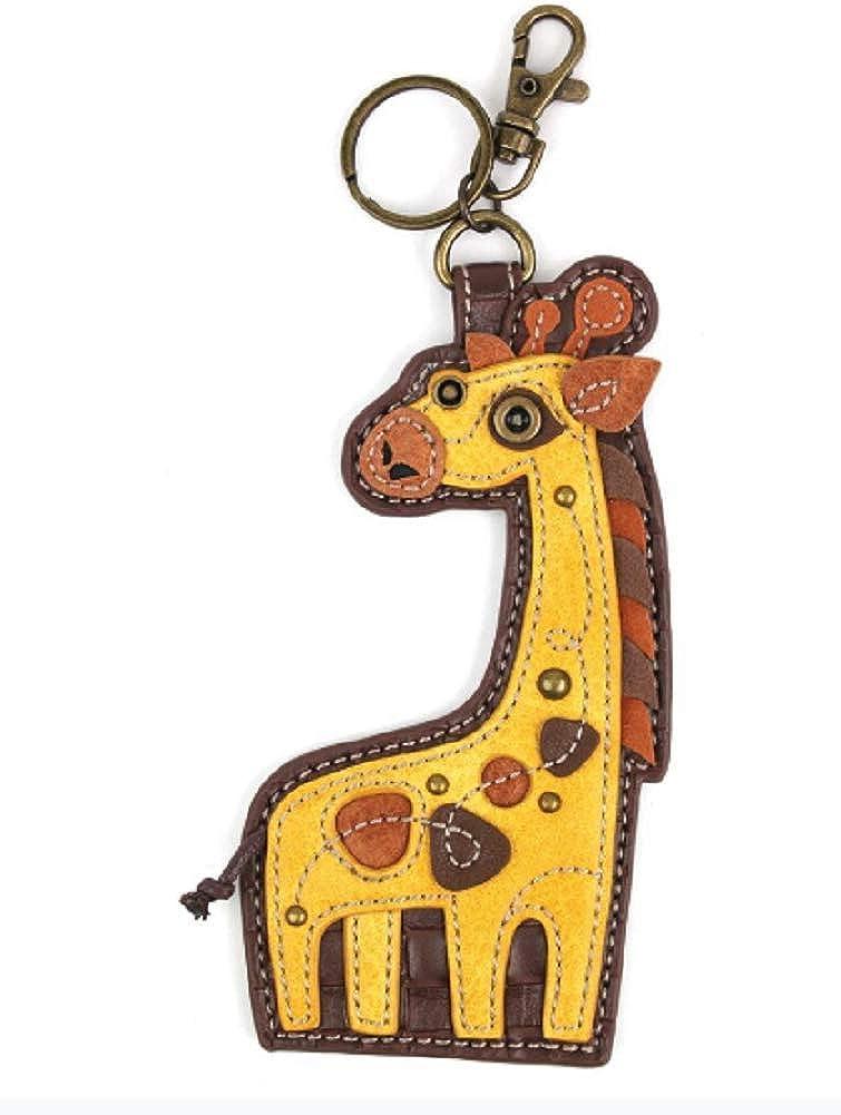 National uniform free shipping Chala Key Spring new work Fob - Giraffe