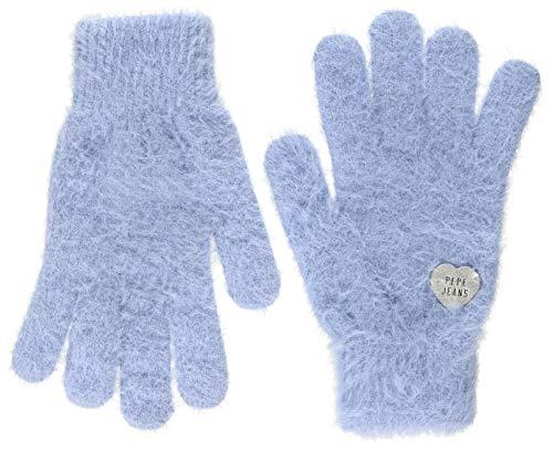 Pepe Jeans Fura Gloves Guantes, (Blue 551), Small para Niñas