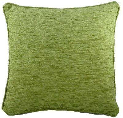 Homestreet Savannah Evans Lichfield Chenille Piped Edge Cushion -Sage 17 x 17 inch