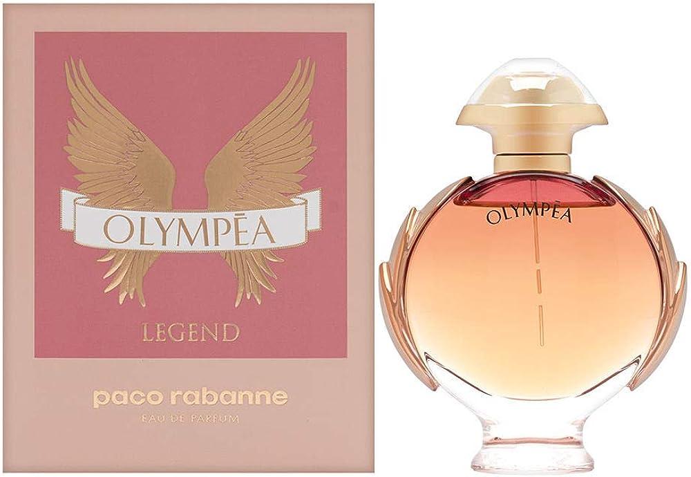 Paco rabanne olympéa, eau de parfum ,profumo da donna,50 ml 3349668577644