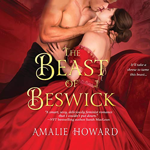 Page de couverture de The Beast of Beswick
