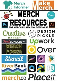 Merch Resources for Merch By Amazon Designers