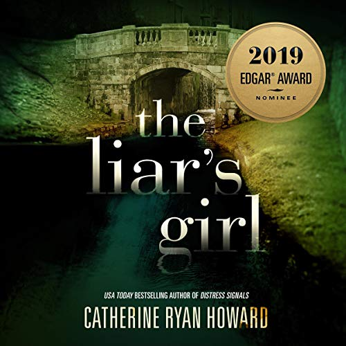 The Liar's Girl audiobook cover art