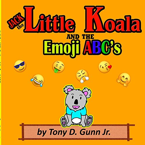 Jack the Little Koala and the Emoji ABC's