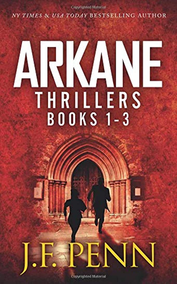 屈辱する真っ逆さま屈辱するARKANE Thrillers Books 1 - 3: Stone of Fire, Crypt of Bone, Ark of Blood (ARKANE Omnibus)