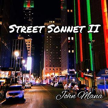 Street Sonnet II