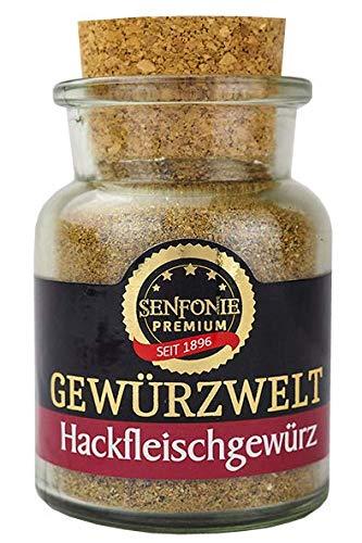 Altenburger Original Senfonie Premium Hackfleischgewürz, 90g im Korkenglas, Gewürzmischung für leckere Buletten, Frikadellen, Burger und Hack