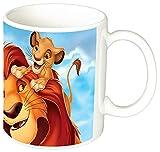 MasTazas El Rey Leon The Lion King D Taza Ceramica