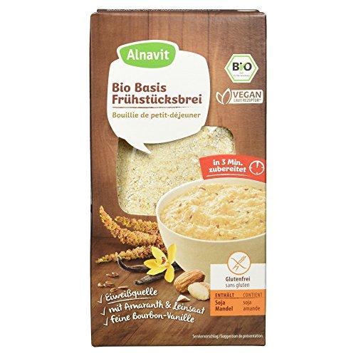 Alnavit Bio Basis Frühstücksbrei, 250g