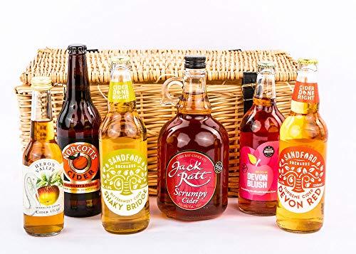 Devon Cider Hamper - Standard Box