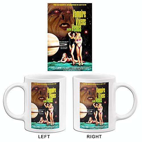 vintage vixen coffee cup - 6