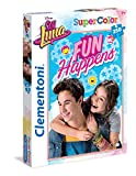 Clementoni - Puzzle 250 Piezas Soy Luna: Fun Happens (29736)