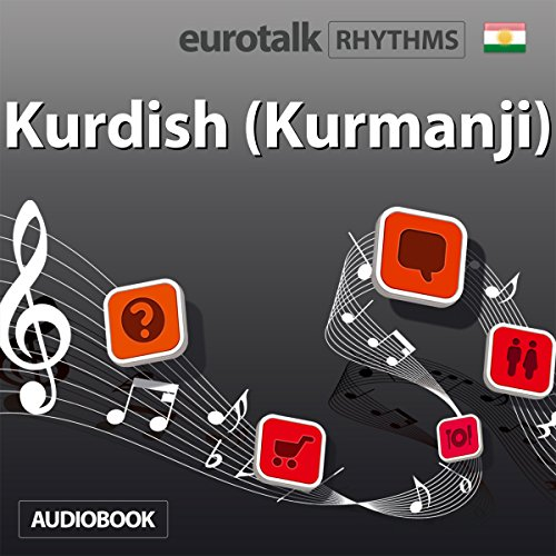 EuroTalk Kurdish (Kurmanji) audiobook cover art