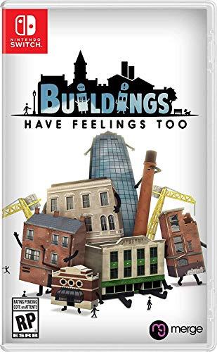 Buildings Have Feelings Too! - Nintendo Switch