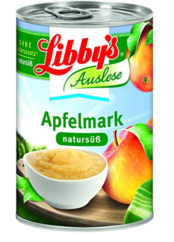 Libby`s Apfelmark, natursüß 425ml