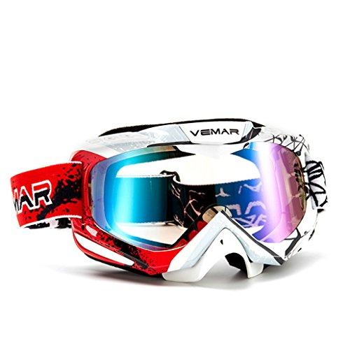 Gafas Parabrisas, Ciclismo, antivaho, Prueba de Arena, esquí de montaña, Material a...