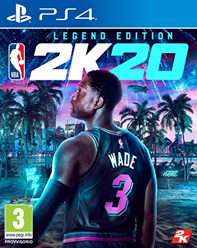 Nba 2K20 - Legend Edition - Special Limited - PlayStation 4